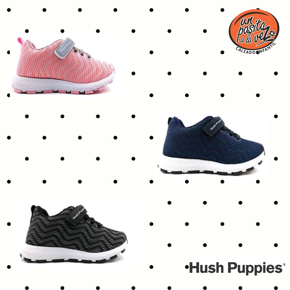 Zapatillas Bronx de Hush Puppies Numeración: 21-28