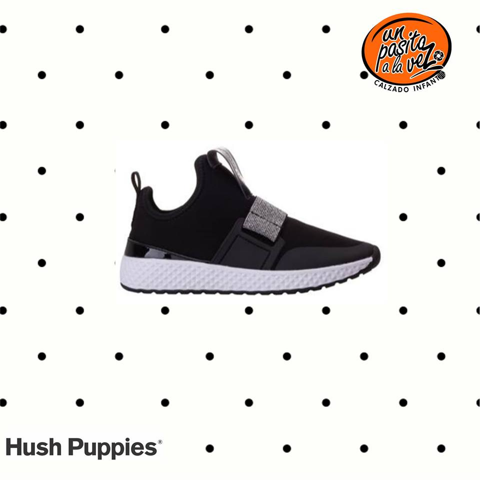 Zapatillas Hero de Hush Puppies Numeración: 29-37